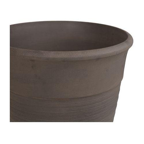 Doniczka brązowa 50 x 50 x 58 cm KATALIMA (4251682210201)