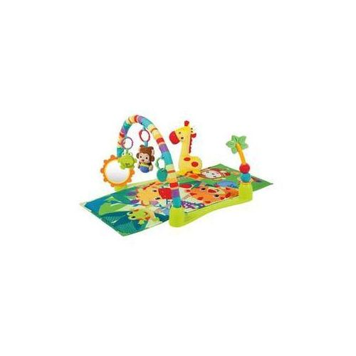 Mata edukacyjna dla dzieci Bright Starts Jungle Discovery™ 0m+
