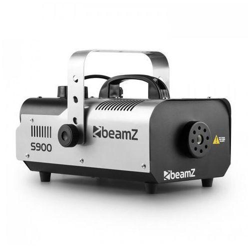 Beamz S900 Wytwornica dymu 70m³ 800W pilot (8715693203660)