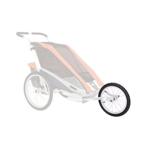 Thule Jogging Set CX 1 Sitzer szary/czarny 2018 Akcesoria do przyczepek