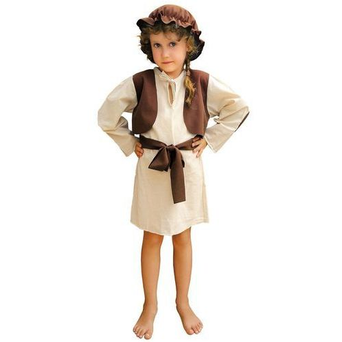 Strój pastuszek dla dziewczynki, pastereczka 122/128 marki Gama ewa kraszek
