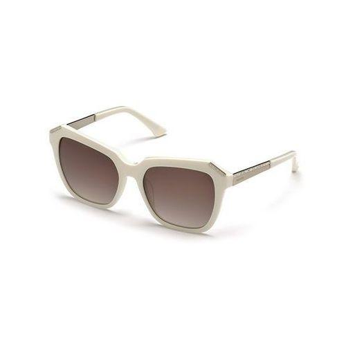 Okulary Słoneczne Swarovski SK 0115 25F, kolor żółty