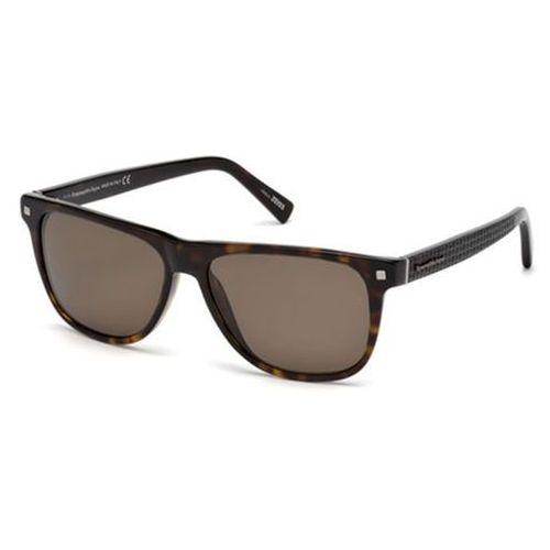 Okulary słoneczne ez0074 polarized 52m marki Ermenegildo zegna