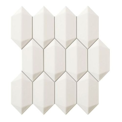 Mozaika Femme Arte 26,5 x 29,1 cm white