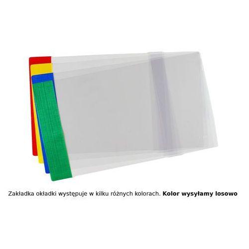 Okładka reg. na książkę Lokomotywa Elementarz E4R - E4R (29,2cm x regulowana szerokość), 55985