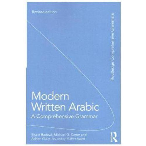 Modern Written Arabic (9780415667494)
