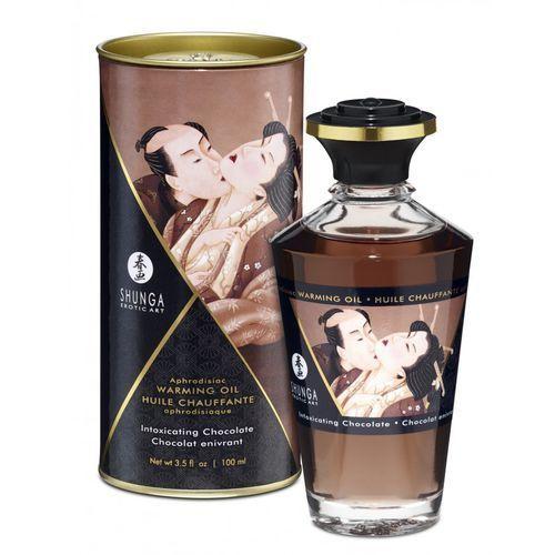 Shunga Aphrodisiac Oil Chocolate olejek do masażu 100 ml (0697309022095)
