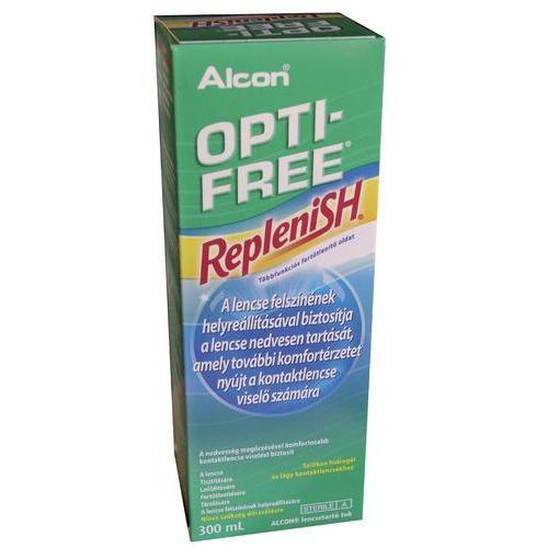 Opti Free Replenish 300ml z kategorii Płyny pielęgnacyjne