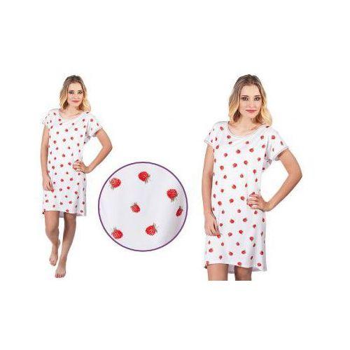 Koszula nocna halinka: czerwień, Italian fashion