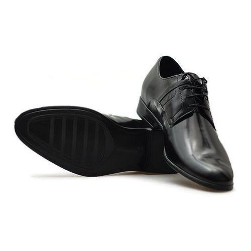 Pantofle Conhpol C00C-5715-ZN98-00S01 Czarne, kolor czarny