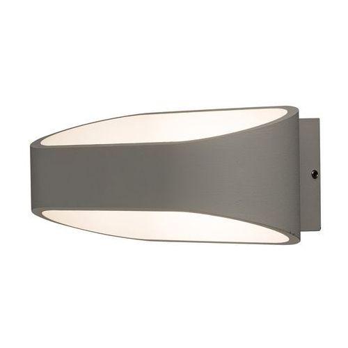 Kinkiet Nowodvorski Havana 9511 lampa ścienna ogrodowa 1X9W LED IP54 biały, 9511