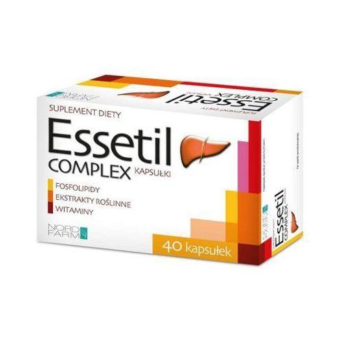 Essetil complex x 40 kapsułek marki Nord farm
