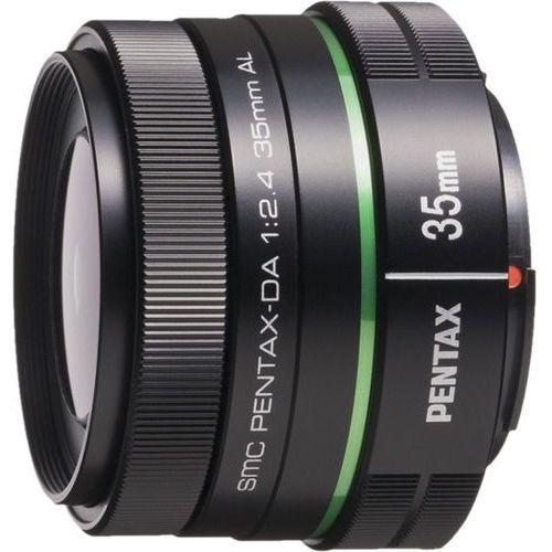 smc da 35mm f/2,4 al - przyjmujemy używany sprzęt w rozliczeniu   raty 20 x 0% marki Pentax