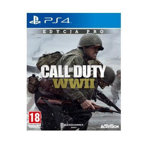 OKAZJA - Call of Duty WWII (PS4)