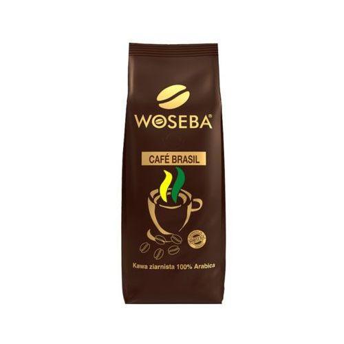 500g cafe brasil kawa palona ziarnista marki Woseba