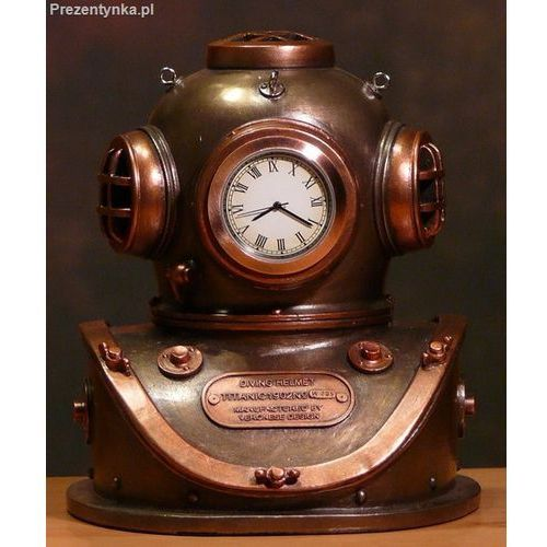 Hełm zegar Veronese Steampunk ()