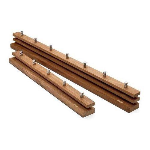 Skagerak Garderoba bez półki cutter drewno tekowe 100 cm