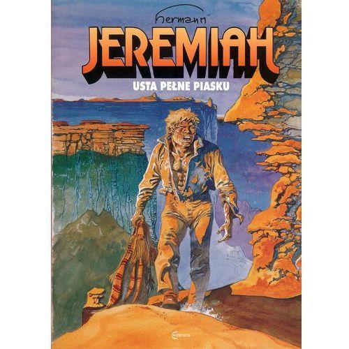 Jeremiah 2. Usta pełne piasku - Wysyłka od 5,99 - kupuj w sprawdzonych księgarniach !!!, oprawa broszurowa
