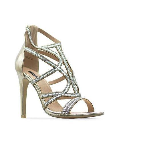 Sandały 4160-37 złote marki Vices