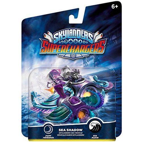 Figurka do gry Skylanders Superchargers - Sea Shadow + Gwarancja dostawy przed Świętami!