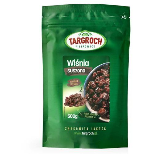Targroch Wiśnia suszona 500 g