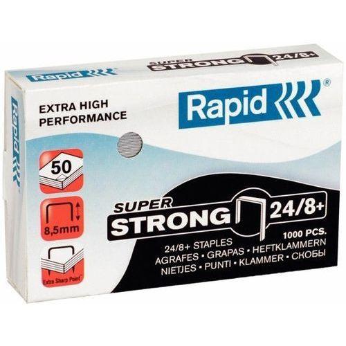 Zszywki RAPID SUPER STRONG 24/8+ 1000 szt. - X08290, NB-4185