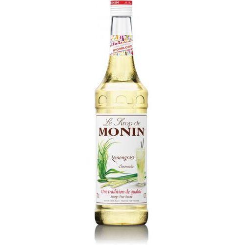 Syrop trawa cytrynowa - lemongrass 700ml marki Monin