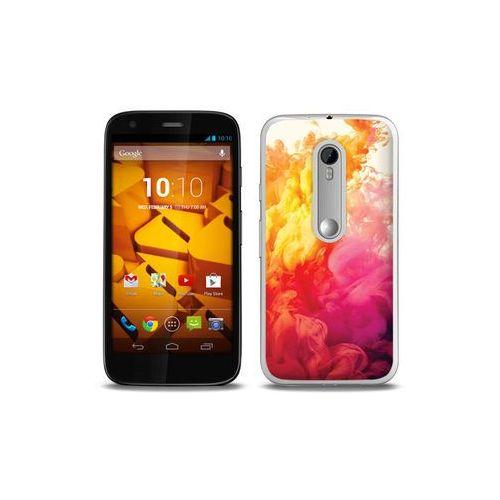Foto Case - Motorola Moto G3 - etui na telefon Foto Case - color dust, kup u jednego z partnerów