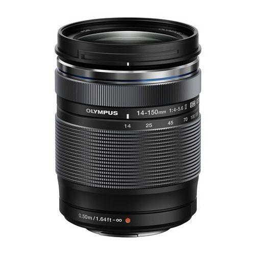 Olympus m.zuiko digital 14-150mm f/4.0-5.6 ii (czarny) (4545350047795)