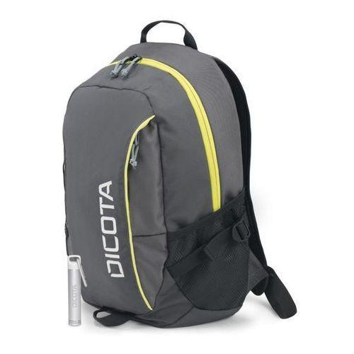 Dicota Backpack Power Kit Premium 14 - 15.6 - Grey Plecak + Power Bank 2600mAh (7640158663318)