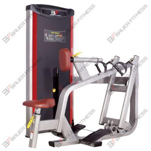 Bauer fitness Maszyna do ćwiczeń mięśni najszerszych grzbietu (wiosłowanie)