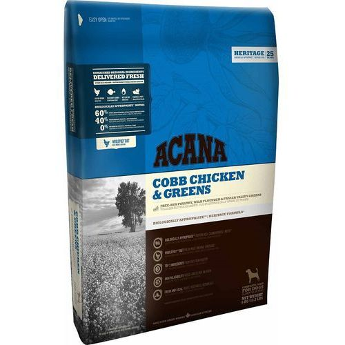 Acana Chicken & Greens 11,4 kg