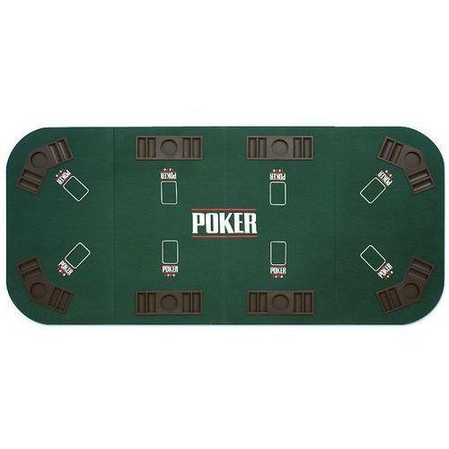 Blat do pokera składany - 3. edycja marki Garthen