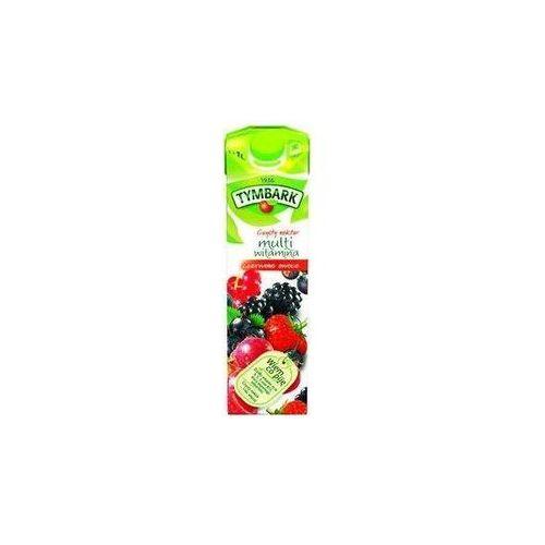 Tymbark Nektar multiwitamina z czerwonymi owocami 1 l