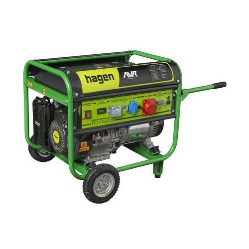 Hagen Agregat prądotwórczy 7.2kw 400/230v ptg8700 (5903018250267)