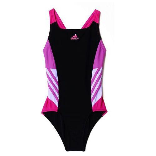 Kostium kąpielowy inspiration one piece girls marki Adidas