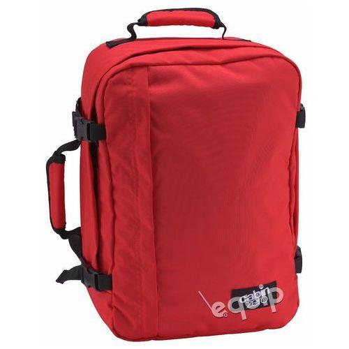 Plecak torba podręczna 36l + pokrowiec organizer gratis - mysore red marki Cabinzero