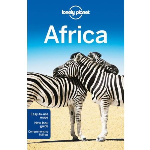 Afryka Lonely Planet Africa (9781741798968)