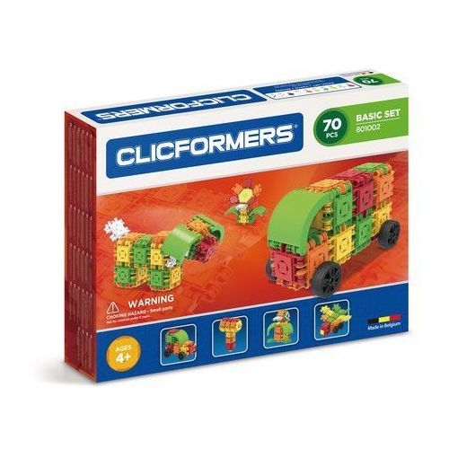 Clicformers 70 elementów
