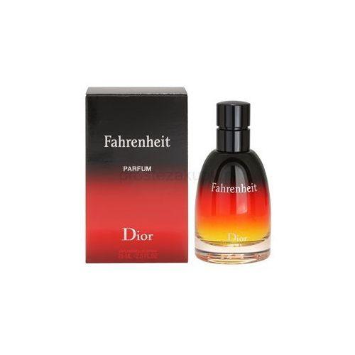 fahrenheit fahrenheit parfum (2014) perfumy dla mężczyzn 75 ml + do każdego zamówienia upominek. marki Dior