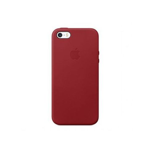 APPLE iPhone SE Leather Case - RED MR622ZM/A