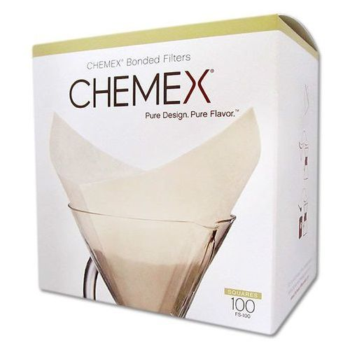 Chemex – filtr papierowy, 100 sztuk marki Hario