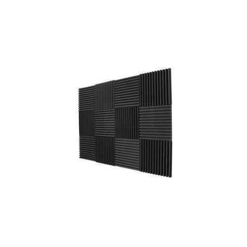 Panel akustyczny klin trudnopalny 5cm 50x50cm marki Bitmat. Najniższe ceny, najlepsze promocje w sklepach, opinie.