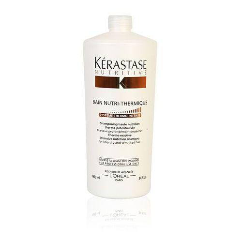 Kerastase nutritive bain nutri thermique shampoo 1000ml W Szampon do włosów