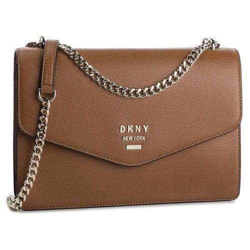 7763421d65dc1 Torebka DKNY - Whitney Lg Shldr Flp R913H988 Driftwood DFW, kolor brązowy