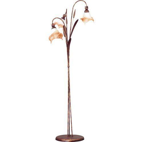 Lampa podłogowa Kłos 020/ST B+M* - Lampex - Sprawdź kupon rabatowy w koszyku (5902622100289)