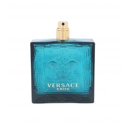 eros woda toaletowa 100 ml tester - 100 ml tester marki Versace