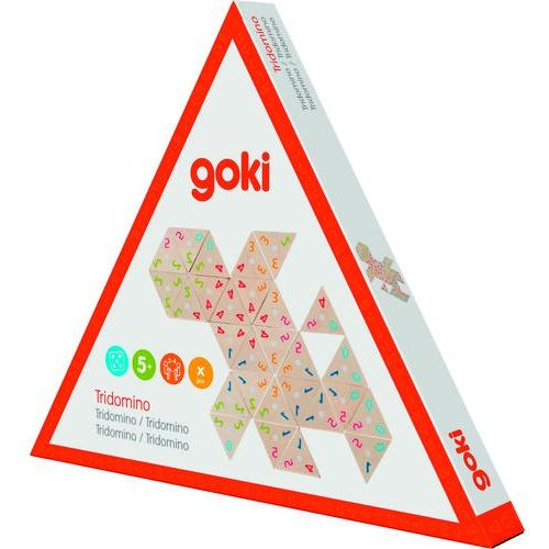 Goki Tri domino
