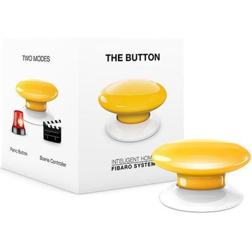 Przycisk the button żółty marki Fibaro