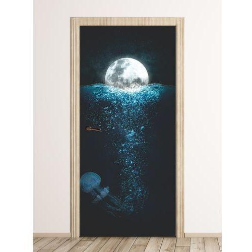 Fototapeta na drzwi bajkowy księżyc FP 6098
